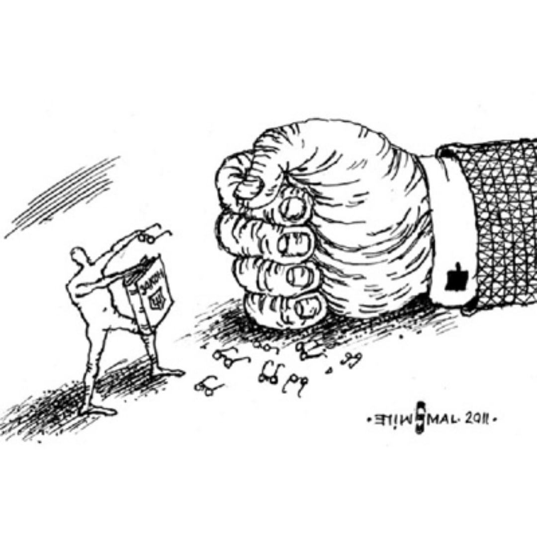 Ольга Алимова: «Какие пеньки — такая и Конституция»