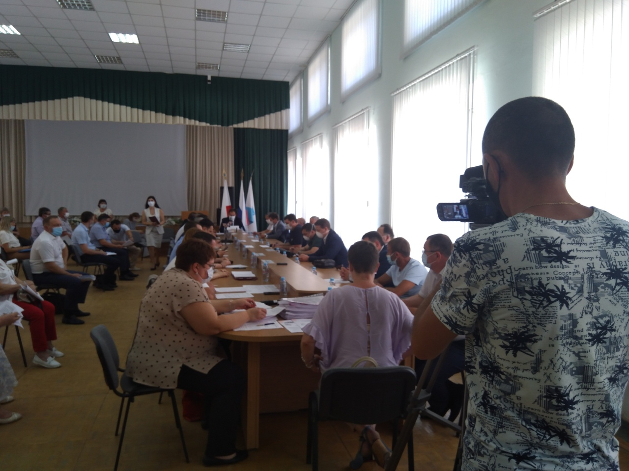 Конфликт между сотрудниками и руководством предприятия «Саратовгорэлектротранс»