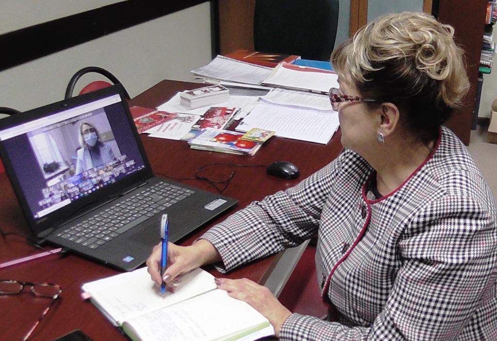 Ольга Алимова приняла участие в заседании рабочей группы по вопросам улучшения жилищных условий граждан
