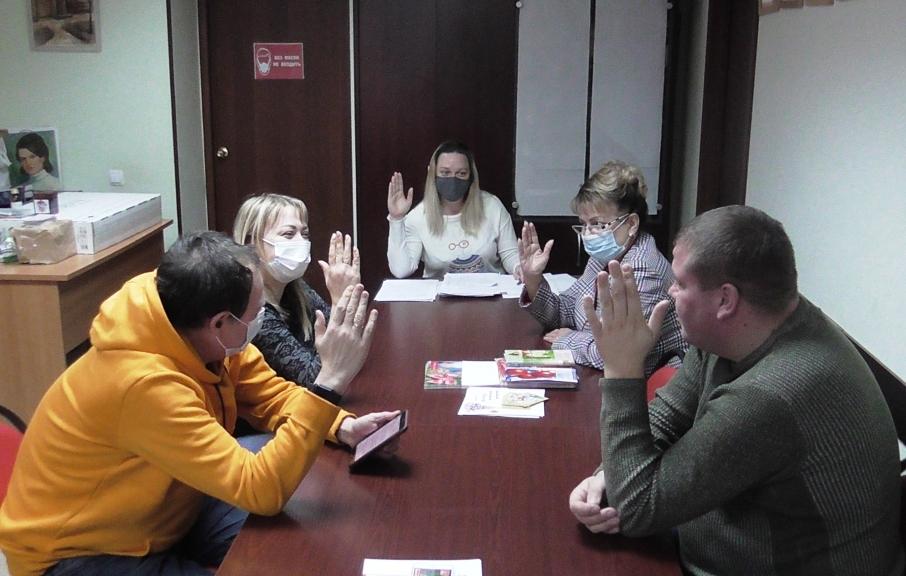 Первичка КПРФ приросла новыми товарищами