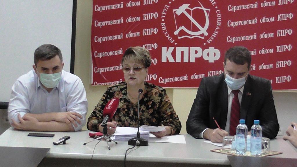Ольга Алимова: «В канун Нового года Госдума создала фейерверк репрессий!»