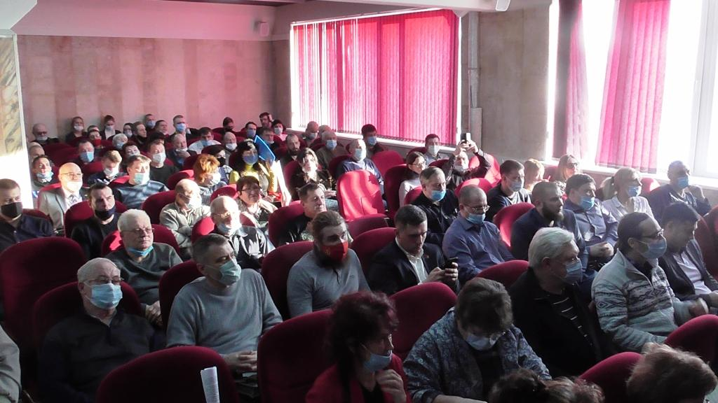 Семинар-совещание актива Саратовского областного отделения КПРФ