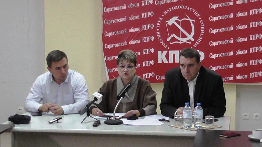 Выборы в Саратовской области – надругательство над законом и волеизъявлением граждан!