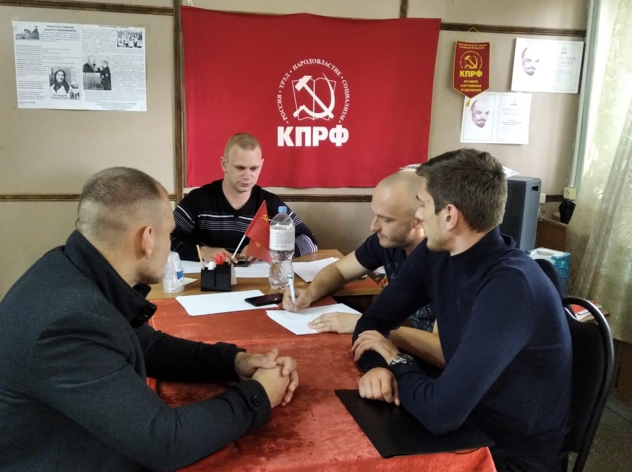 Саратовские студенты самоорганизуются