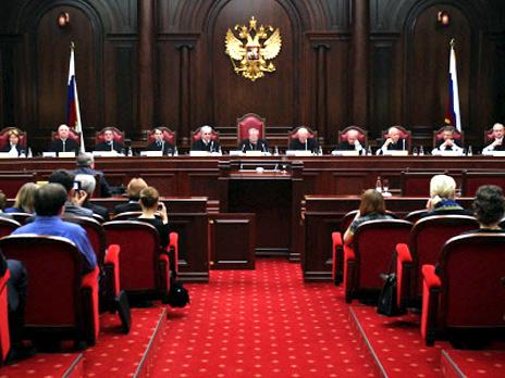 Конституционный суд постановил, как политические партии должны распределять мандаты, полученные по итогам выборов на региональном уровне