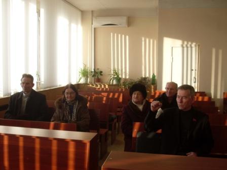 Анидалов А.Ю. защищается в суде от антинародной власти