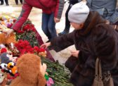 Балашовские коммунисты возложили цветы в память о погибших в Кемерово