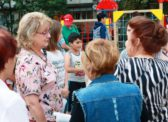 Ольга Алимова провела встречу с жителями Ленинского района