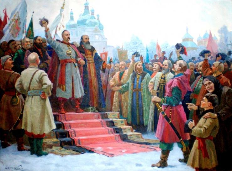 «Судьбу Украины должен решать народ, а не «майданники». Заявление Президиума ЦК КПРФ