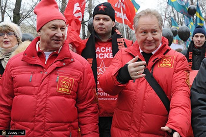 The New Times: Дело Рашкина и Обухова побеждает. Депутаты-коммунисты предвосхитили стратегию Верховного главнокомандующего
