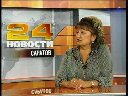 Ольга Алимова в августовском выпуске телепрограммы «Мнение политика»
