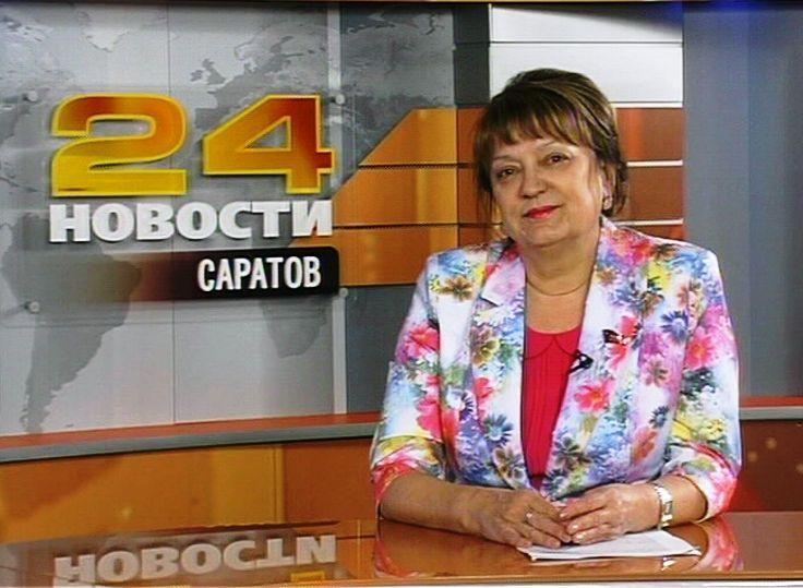 Ольга Алимова в предпраздничном выпуске телепередачи «Мнение политика»