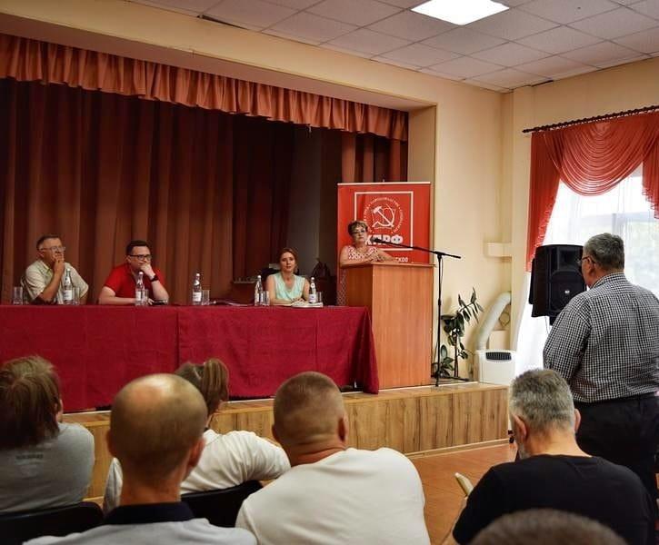 Ольга Алимова: «Уверена, у меня получится помочь калининградцам поставить заслон чиновничьему беспределу»