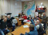 Собрание третьей первичной организации Фрунзенского райкома КПРФ