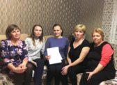 В Саратовском РО Всероссийского Женского Союза «Надежда России» пополнение