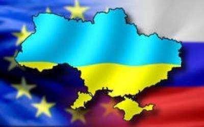 Газета «Правда». Украина между двумя фронтами