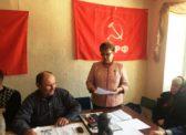Коммунисты Романовского района провели отчетно-выборное собрание