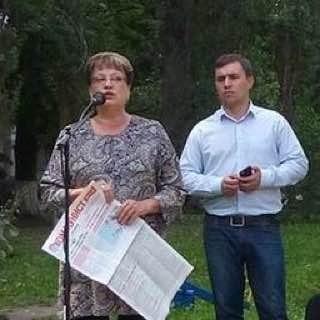 Ольга Алимова: «В стране есть партия и есть люди, вокруг которых нужно объединяться, чтобы совместно бороться за свои права!»