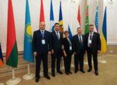 Ольга Алимова получила аккредитацию международного наблюдателя на выборах Парламента Республики Беларусь