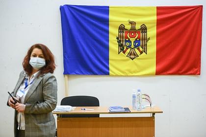 Анонсирован второй тур выборов президента Молдавии