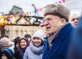 В Госдуме назвали хамством поведение Жириновского на Красной площади